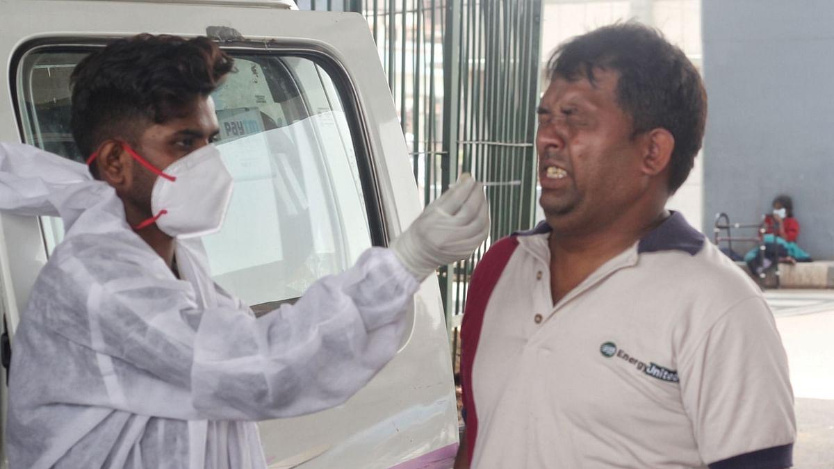 भारत में कोरोना के 92 हजार से ज्यादा मामले, 24 घंटे में 2,219 लोगों की मौत