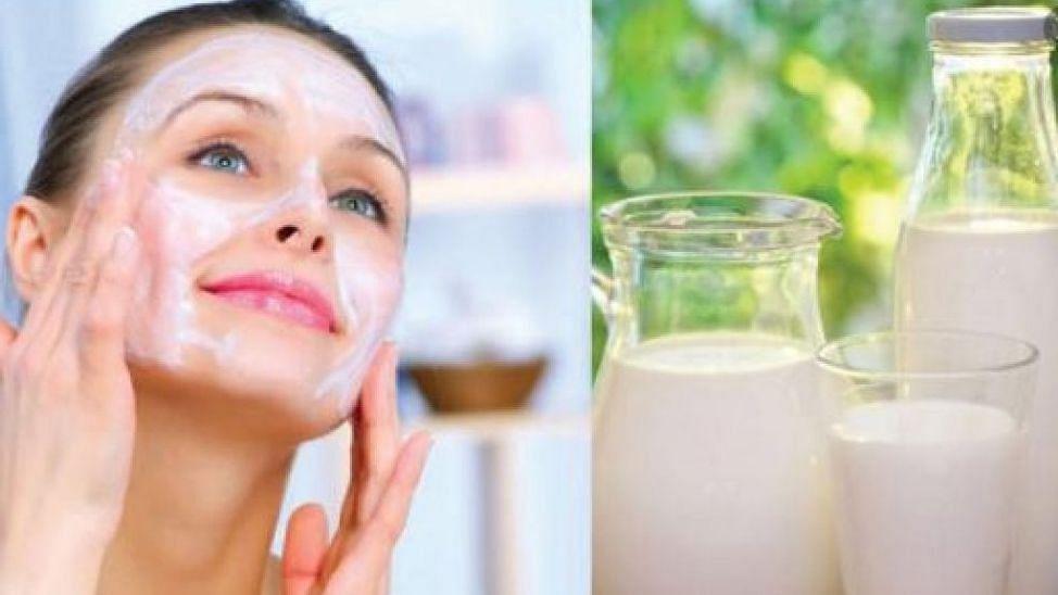 Skin care tips : खूबसूरत त्वचा पाने के लिए करें कच्चे दूध का ऐसे इस्तेमाल