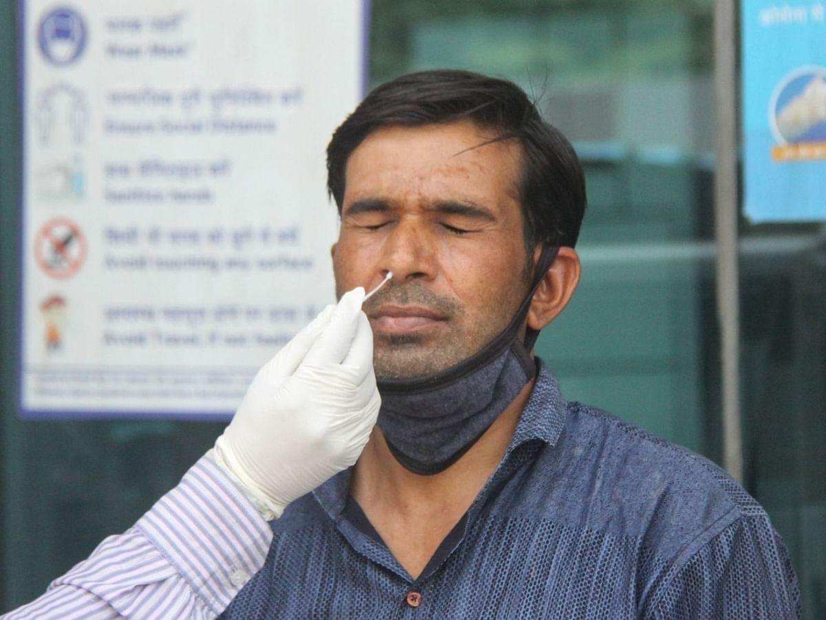 भारत में कोरोना के नए 1.32 लाख मामले, 2,713 मौतें