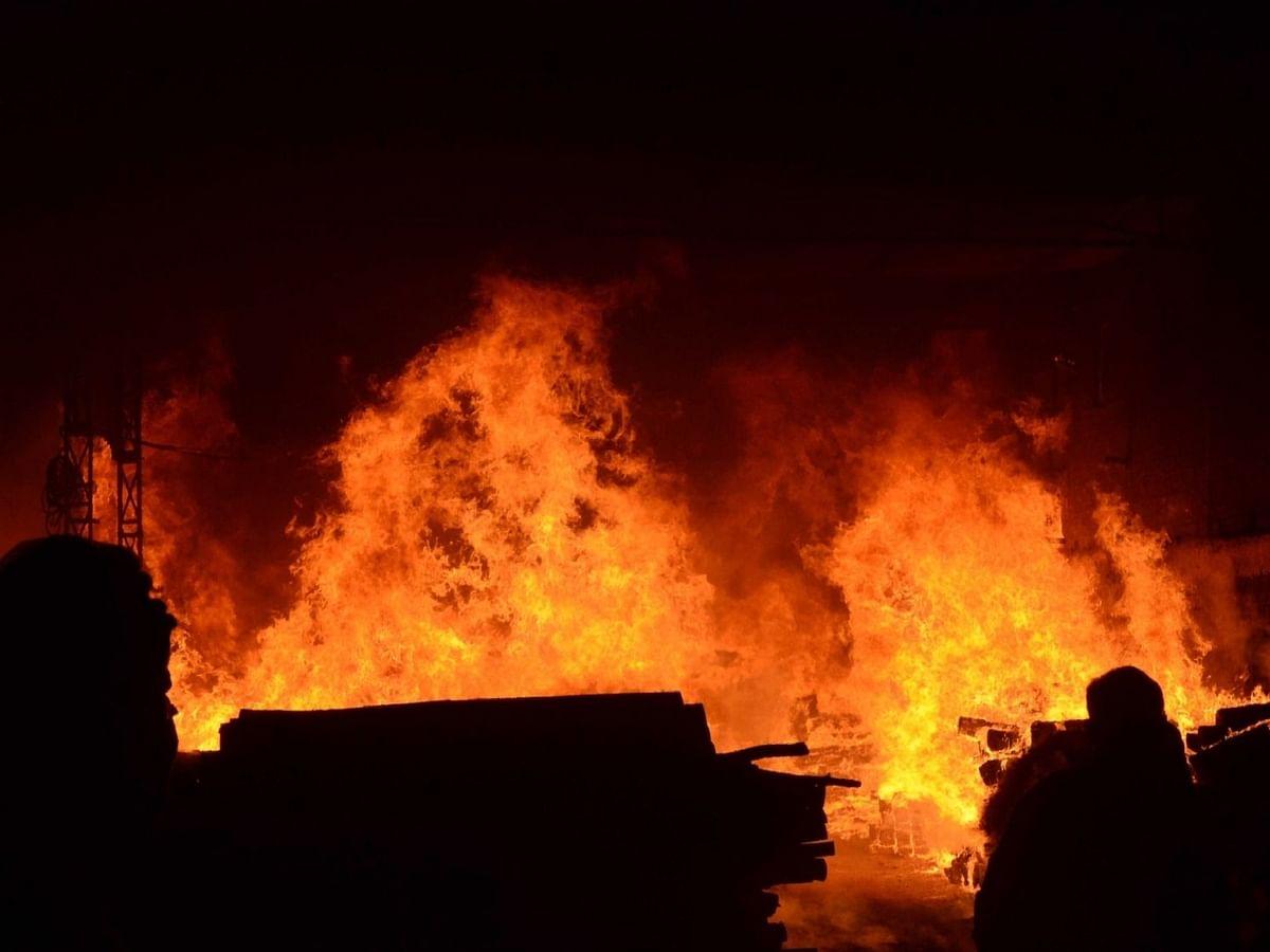 बेंगलुरू हवाई अड्डे के पास हुए विस्फोट में 6 घायल