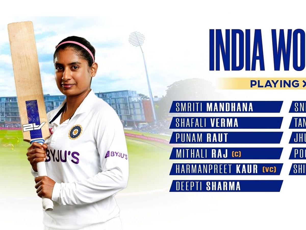 महिला क्रिकेट: भारत के खिलाफ एकमात्र टेस्ट में इंग्लैंड ने टॉस जीतकर चुनी बल्लेबाजी