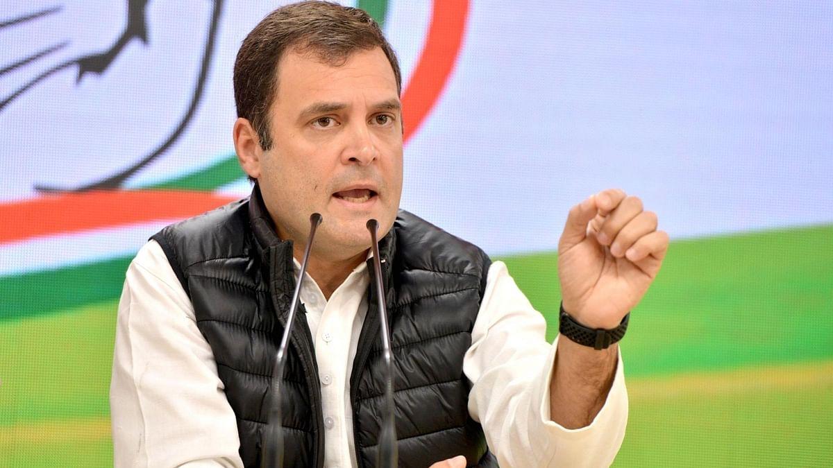 राहुल ने उत्तराखंड के कांग्रेस नेताओं के साथ किया विचार-विमर्श