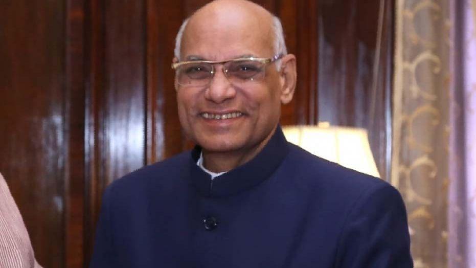 रमेश बैस ने झारखंड के नए राज्यपाल के तौर पर शपथ ली