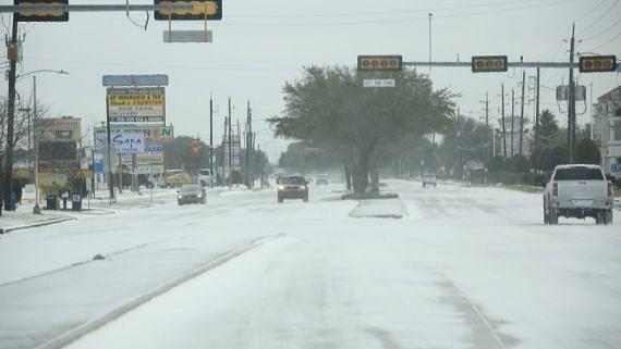 टेक्सास में भयंकर तूफान से मरने वालों की संख्या हुई 210