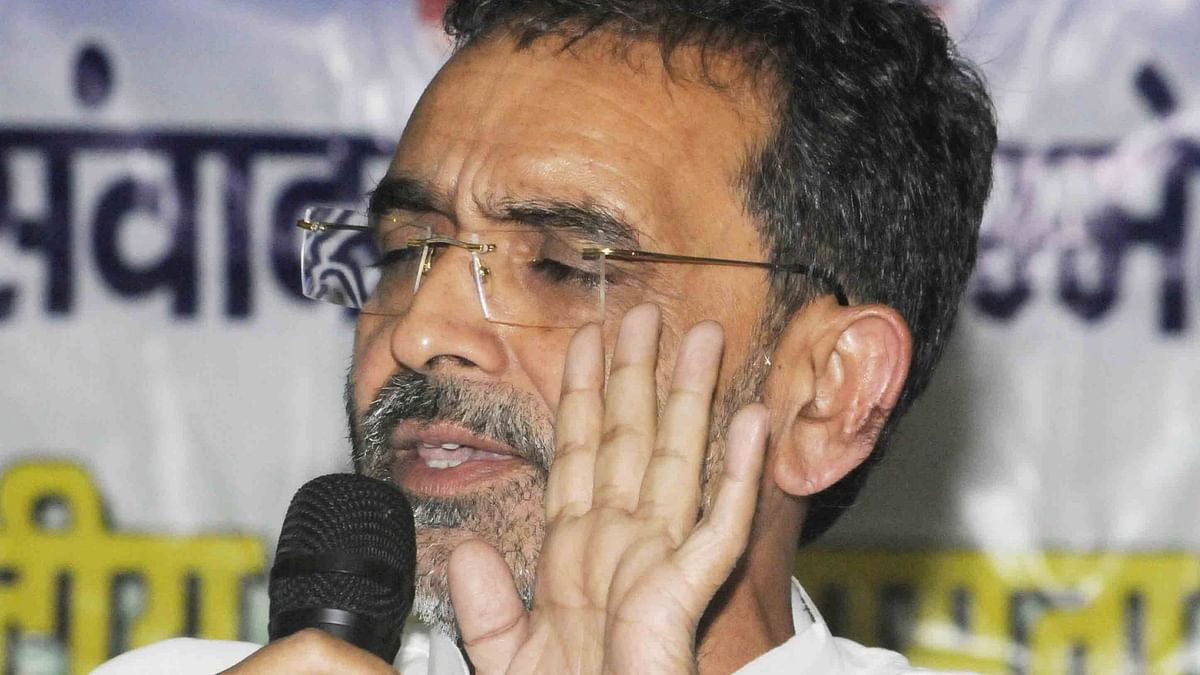 'बिहार यात्रा' के जरिए पार्टी में 'कद' बढ़ाने में जुटे कुशवाहा