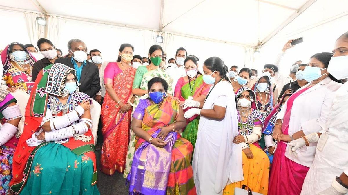मध्य प्रदेश में गर्भवती महिलाओं को लगेगा शुक्रवार से कोरोना का टीका