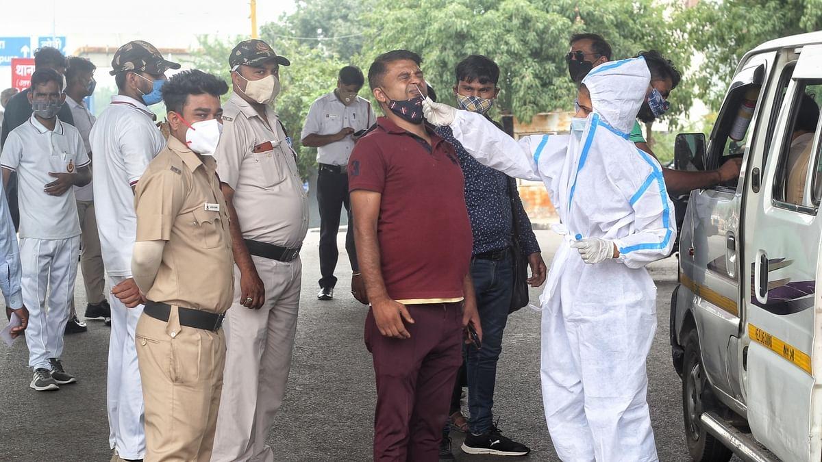 भारत में 41 हजार से ज्यादा नए कोविड मामलें, 518 मौतें