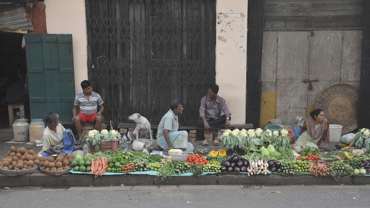 खाद्य पदार्थो की कीमत में कमी के चलते थोक मुद्रास्फीति में नरमी