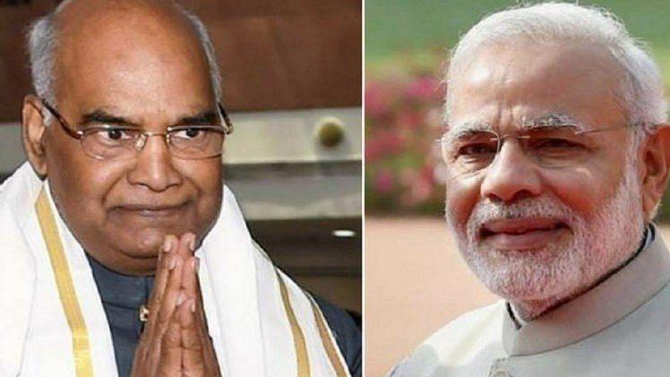 राष्ट्रपति कोविंद, PM मोदी ने जगन्नाथ रथ यात्रा पर लोगों को बधाई दी