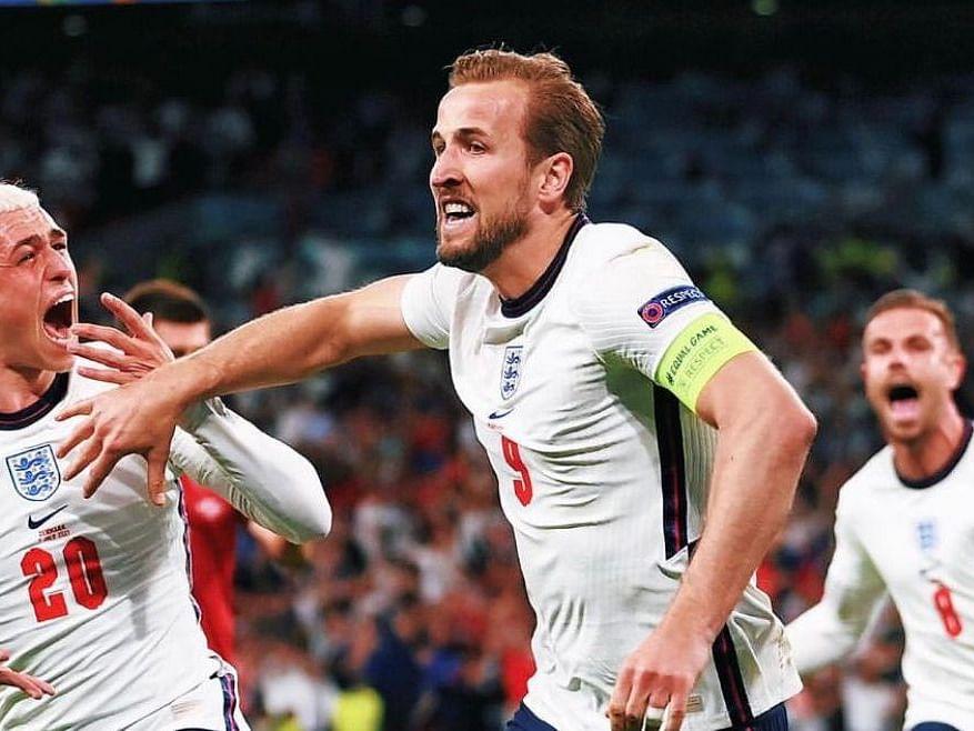Euro Cup 2020: हैरी केन के गोल से इंग्लैंड फाइनल में पहुंचा