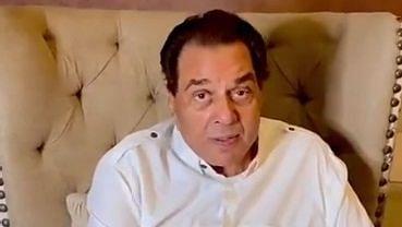 धर्मेंद्र ने दी दिलीप कुमार को भावभीनी श्रद्धांजलि