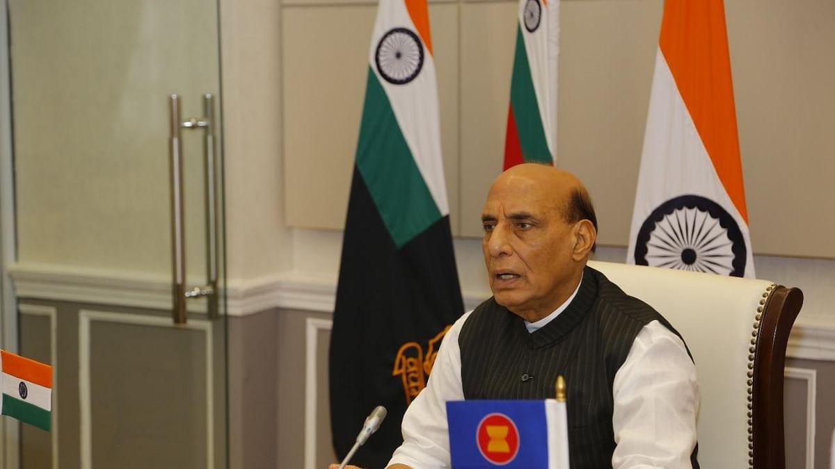 राजनाथ सिंह ने नेपाल के नए प्रधानमंत्री देउबा को बधाई दी