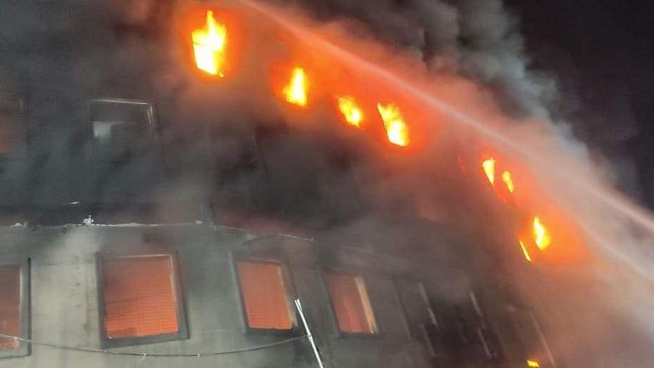 बांग्लादेश: फैक्ट्री में भीषण आग से 3 मजदूरों की मौत, 26 घायल