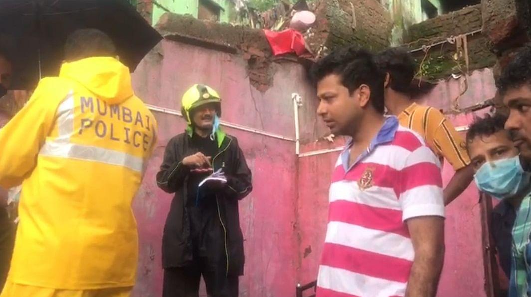 मुंबई,MMR में भारी बारिश, भूस्खलन से 10 की मौत