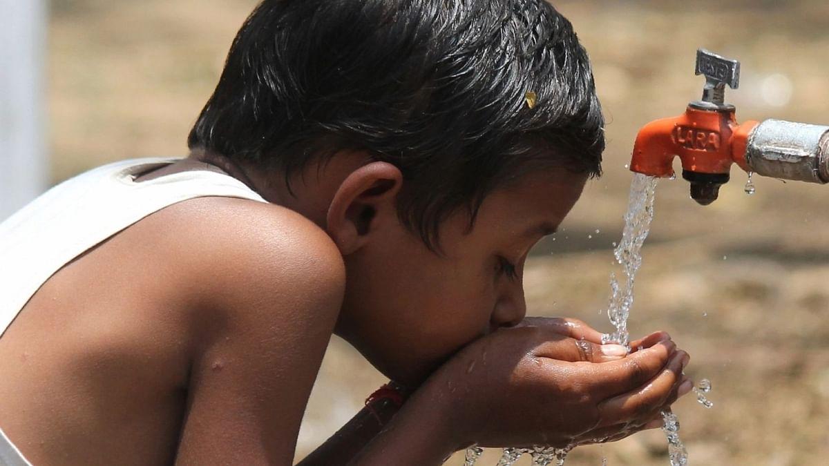इंसेफेलाइटिस प्रभावित 5 राज्यों में 22 महीने में 97 लाख घरों में पहुंचा नल का पानी