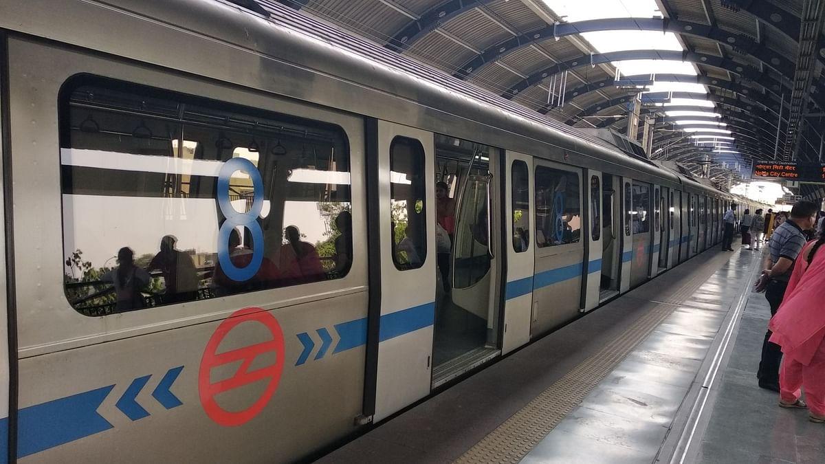 दिल्ली: सुबह भूकंप के झटके आने से मेट्रो की रफ्तार पड़ी धीमी, अब संचालन सामान्य
