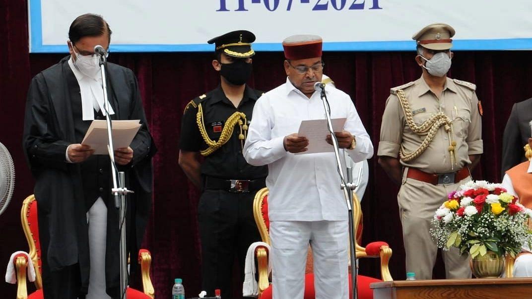 थावरचंद गहलोत ने ली कर्नाटक के नए राज्यपाल के रूप में शपथ