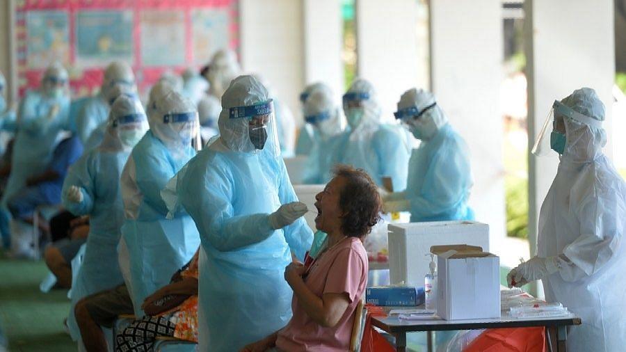 थाईलैड में कोविड का कहर बढ़ा, 21 घंटे में 91 लोगों की मौत