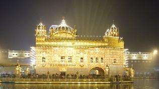 स्वर्ण मंदिर परिसर में खुदाई के दौरान मिली ऐतिहासिक संरचनाएं