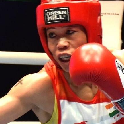ओलंपिक (महिला मुक्केबाजी): मैरीकोम को राउंड-16 मुकाबले में मिली हार