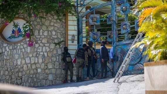 हैती राष्ट्रपति हत्या मामला: कोलंबिया तीन संदिग्ध भगोड़ों की जांच कर रहा