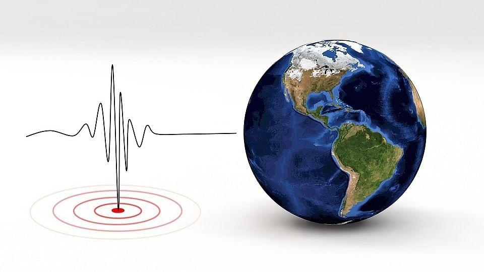 असम, मेघालय, बंगाल में हल्के भूकंप के झटके