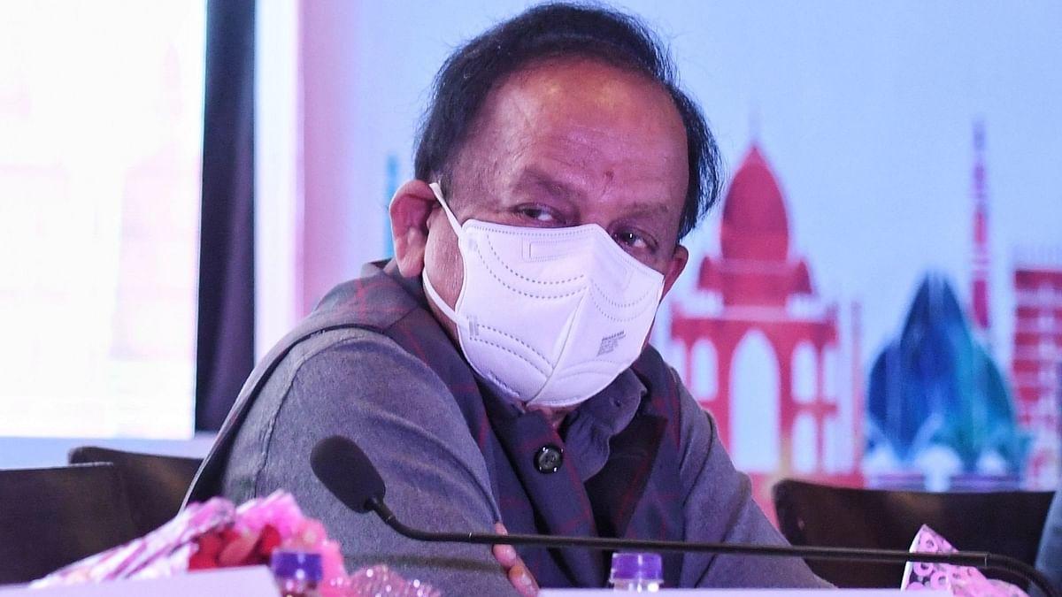 वैक्सीन की कमी: हर्षवर्धन से मिलेंगे तमिलनाडु के स्वास्थ्य मंत्री