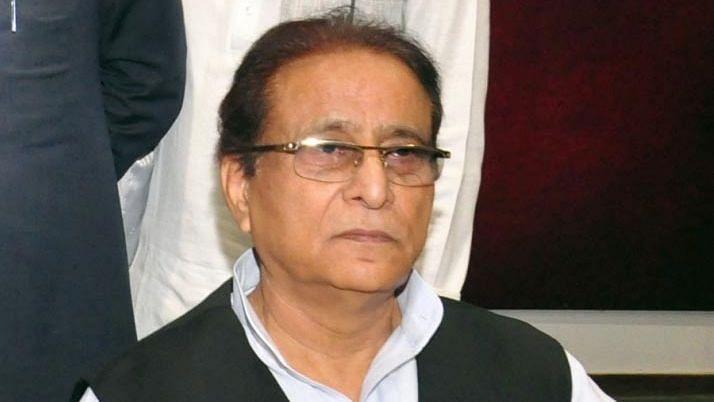 अस्पताल से डिस्चार्ज होते ही आजम खान और उनके बेटे को भेजा गया जेल