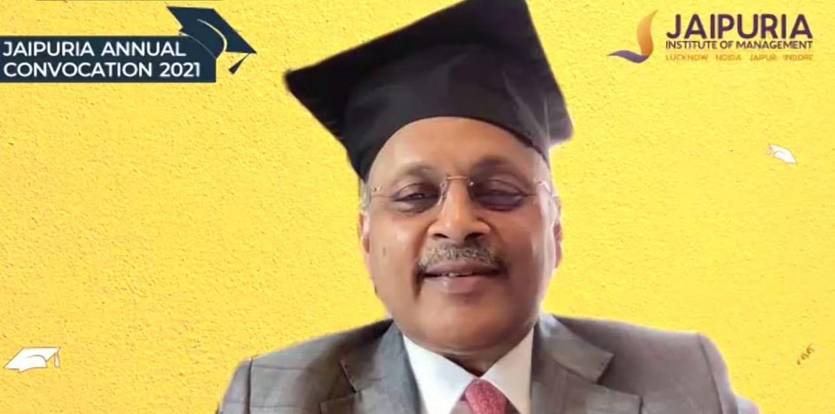Shri. Sharad Jaipuria (Chairman, Jaipuria Institute of Management)