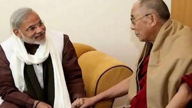 PM मोदी ने दलाई लामा को 86 वें जन्मदिन पर दी बधाई
