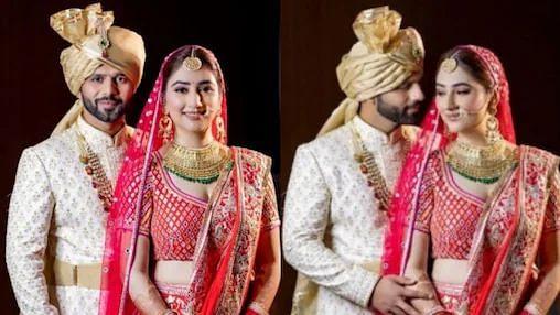 शादी के बंधन में बंधे दिशा परमार और राहुल वैद्य, देखें बैचलर पार्टी, मेहंदी से लेकर शादी तक की सभी तस्वीरें..