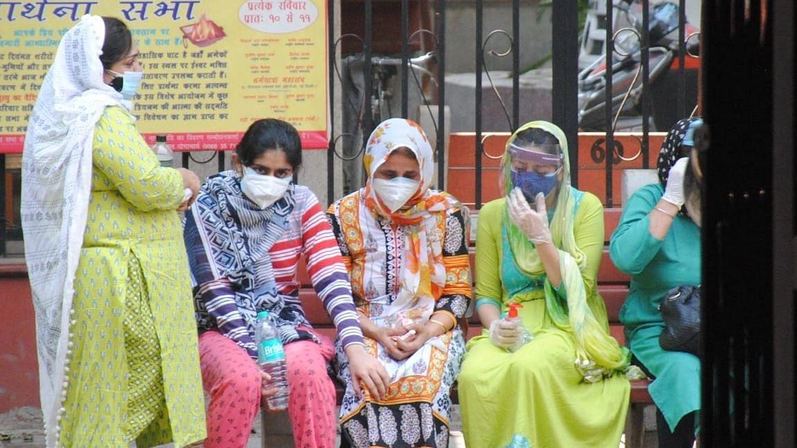 भारत में कोरोना का रिकवरी रेट 97% से अधिक