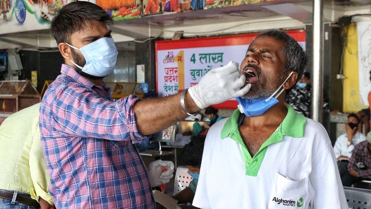 भारत में कोरोना के 38,792 नए मामले