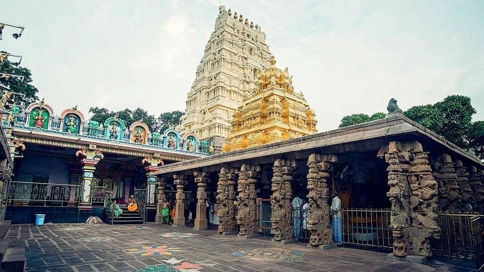 मल्लिकार्जुन ज्योतिर्लिंग: कहा जाता है दक्षिण का कैलाश, इकलौता ज्योतिर्लिंग जहां शिव-पार्वती दोनों का स्वरूप है मौजूद