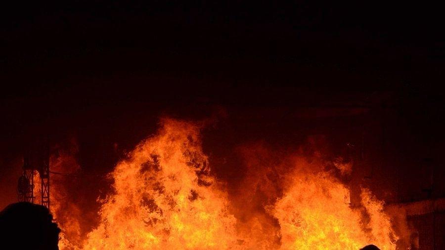 इराक में कोविड अस्पताल में आग लगने से 64 लोगों की मौत