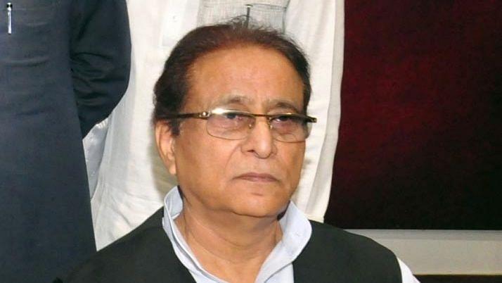 सपा सासंद आजम खान की तबियत बिगड़ी, लखनऊ के मेदांता में भर्ती