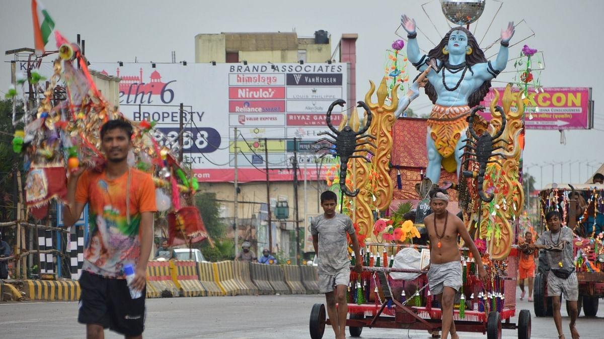 कांवड़ यात्रा पर सुप्रीम कोर्ट का संज्ञान, यूपी सरकार को नोटिस