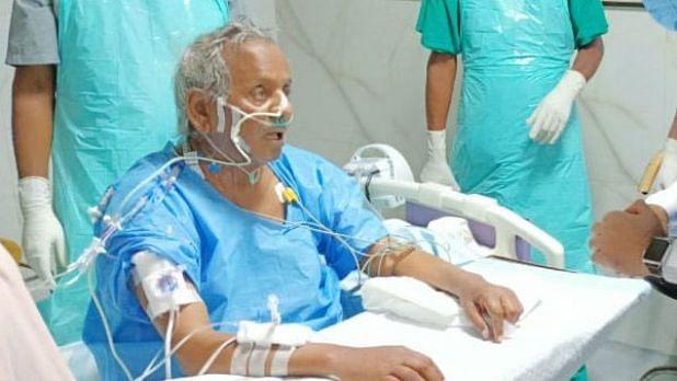 यूपी के पूर्व सीएम कल्याण सिंह का स्वास्थ्य 'अस्थिर', सांस लेने में हो रही है परेशानी