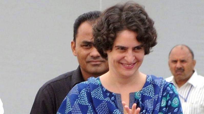 प्रियंका ने यूपी कांग्रेस के नेताओं से की मुलाकात, कोविड, महंगाई पर चर्चा