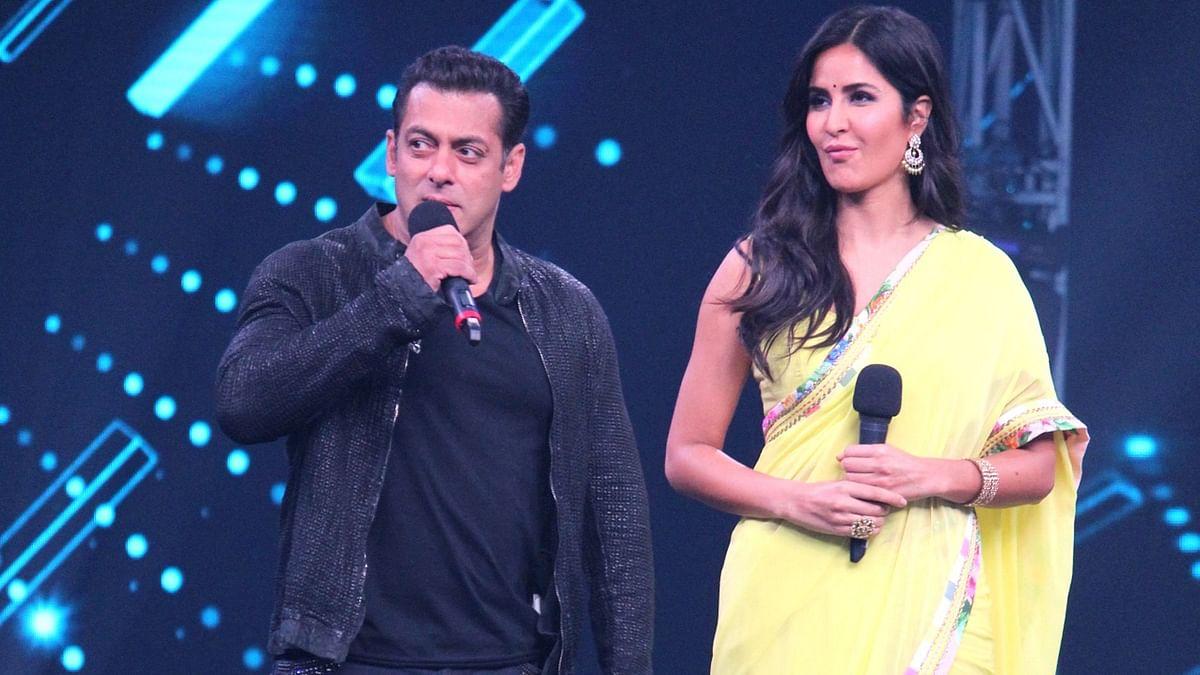सलमान खान, कैटरीना कैफ ने शुरू की 'टाइगर 3' की शूटिंग