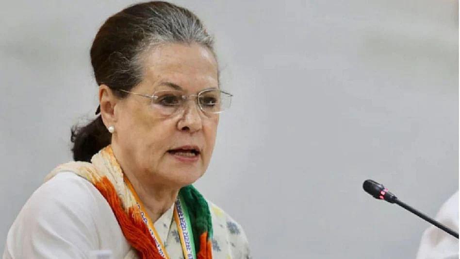 सोनिया गांधी ने पंजाब के सांसदों से चुनाव जीतने के लिए मिलकर काम करने को कहा