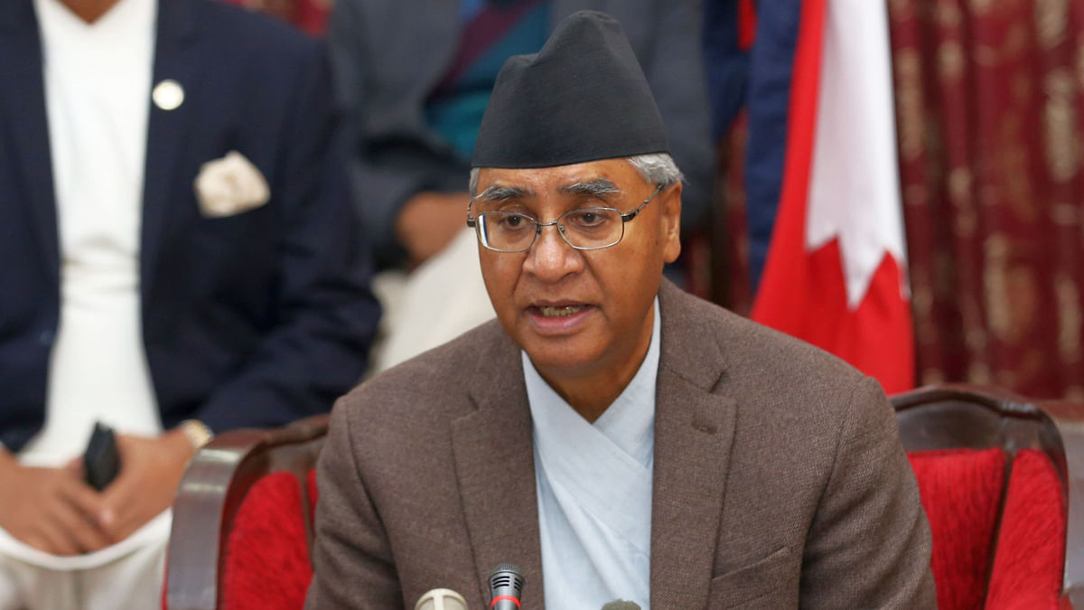 नेपाल SC ने सदन बहाल किया, राष्ट्रपति को देउबा को PM नियुक्त करने का आदेश दिया