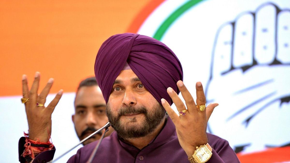 सिद्धू को पंजाब में पार्टी अध्यक्ष की जिम्मेदारी दे सकती है कांग्रेस