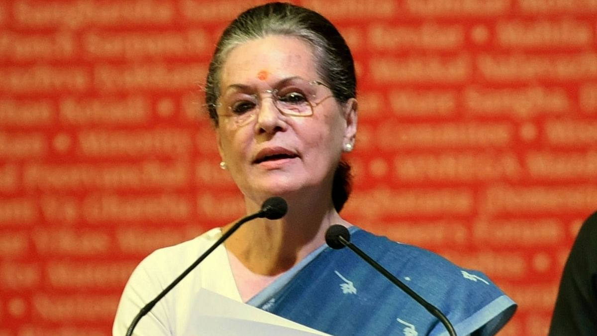सोनिया गांधी ने असम, मणिपुर में प्रदेश कांग्रेस अध्यक्षों की नियुक्ति की