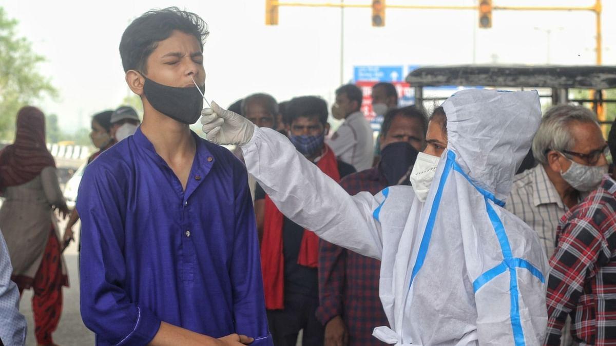 दिल्ली में कोरोना के 44 नए मामले आए, 5 मौतें