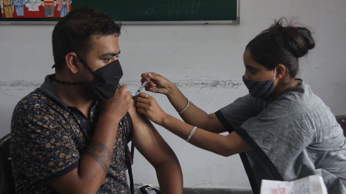 भारत में कोविड वैक्सीनेशन कवरेज 40 करोड़ के पार