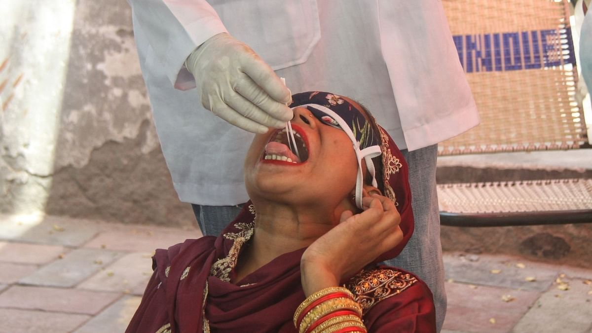 उत्तर प्रदेश में 24 घंटे में केवल 70 कोविड मामले दर्ज