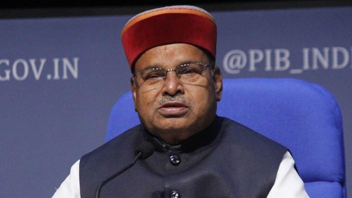 थावरचंद गहलोत रविवार को कर्नाटक के राज्यपाल के रूप में शपथ लेंगे