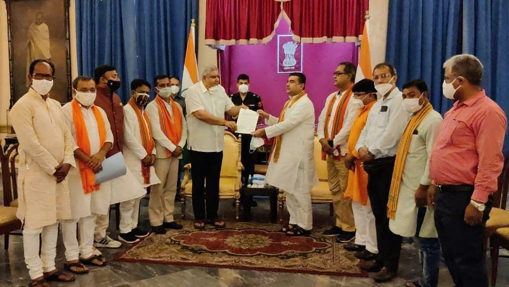 पश्चिम बंगाल भाजपा विधायकों ने स्थायी समितियों से दिया इस्तीफा