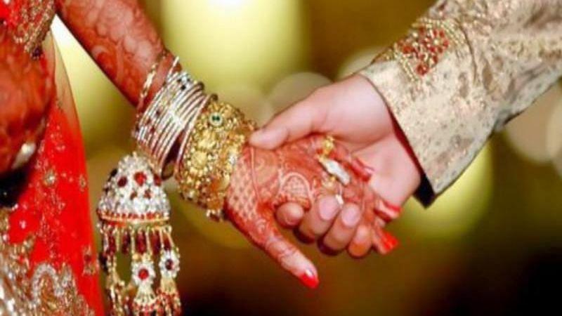 मुरादाबाद: लिव इन रिलेशनशिप में रहने के 20 साल बाद की शादी, समारोह में शामिल हुआ 13 वर्षीय बेटा